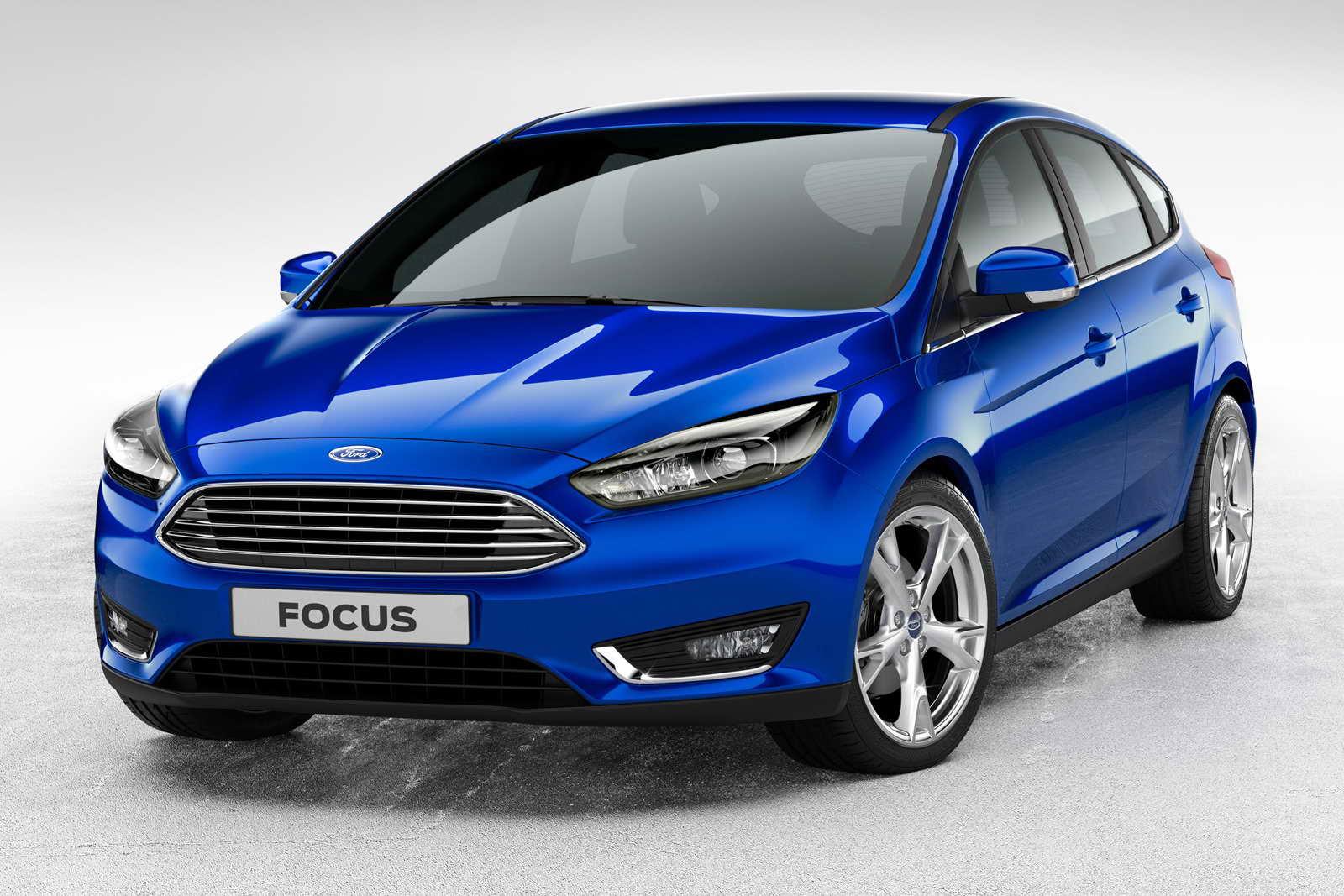 завод ford focus
