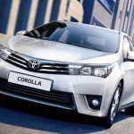 Российские дилеры компании Toyota принимают заказы на обновление Corolla