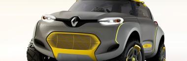 В планах Renault на 2016 год кроссовер Kwid