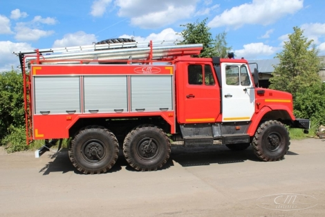 Пожарный АВТО