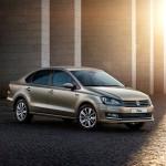 Новый Volkswagen Polo седан 2015 | Фото