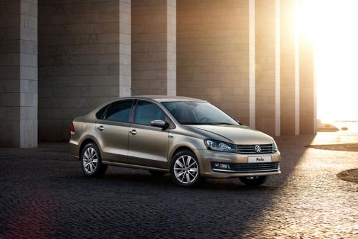 Volkswagen Polo 2015 седан