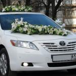 Как выбрать авто на свадьбу?