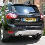 Ford Куга тюнинг – компактность и функционал