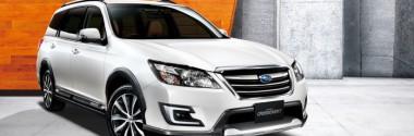 Семейный автомобиль Subaru Exiga