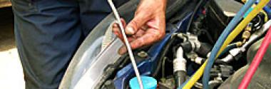 Проводим диагностику кондиционера в авто самостоятельно