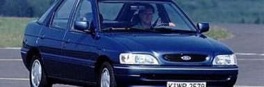 Продажа Ford Escort: самостоятельно или через посредников?