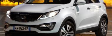 Модернизация линейки автомобилей Kia Sportage 2015