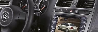Музыкальная электроника в Volkswagen и Ford S-Max