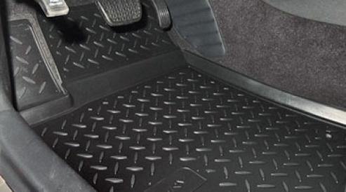 Сравнение полиуретановых и резиновых ковриков