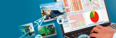 Преимущества системы мониторинга транспорта