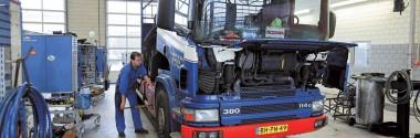 Как выбрать грузовой автосервис