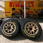На состязаниях ERC Junior автомобили будут «обуты» в шины Pirelli