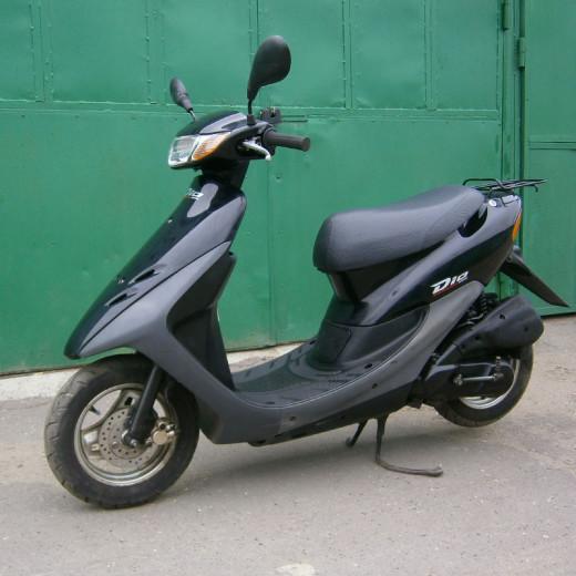 покупка скутера