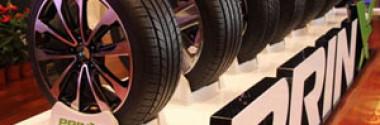 Летние шины Prinx пополнят мировой рынок авторезины