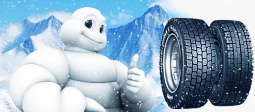 грузовые шины мишлен