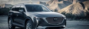 Mazda CX-9 2017 – запущено производство в Хиросиме