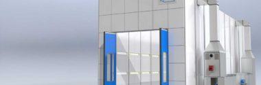 Виды воздушных фильтров для окрасочного производства