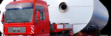 Мультимодальные перевозки негабаритных грузов