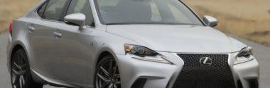 Диагностика, ремонт Лексус (Lexus) IS: как сэкономить?