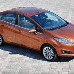 Форд Фиеста новая классика в модельном ряду Ford.