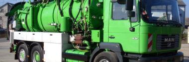 Спецтехника на заказ – каналопромывочные машины