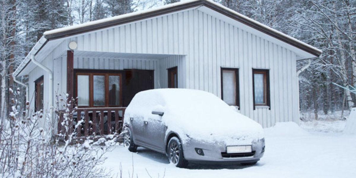 Какие ошибки делают водители зимой?