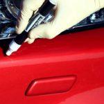 Как легко избавиться от царапин на машине