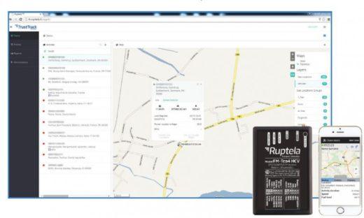 контроль автопарка онлайн