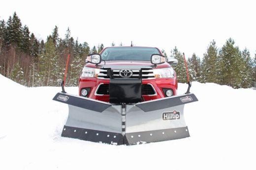 Отвалы для снега на внедорожник