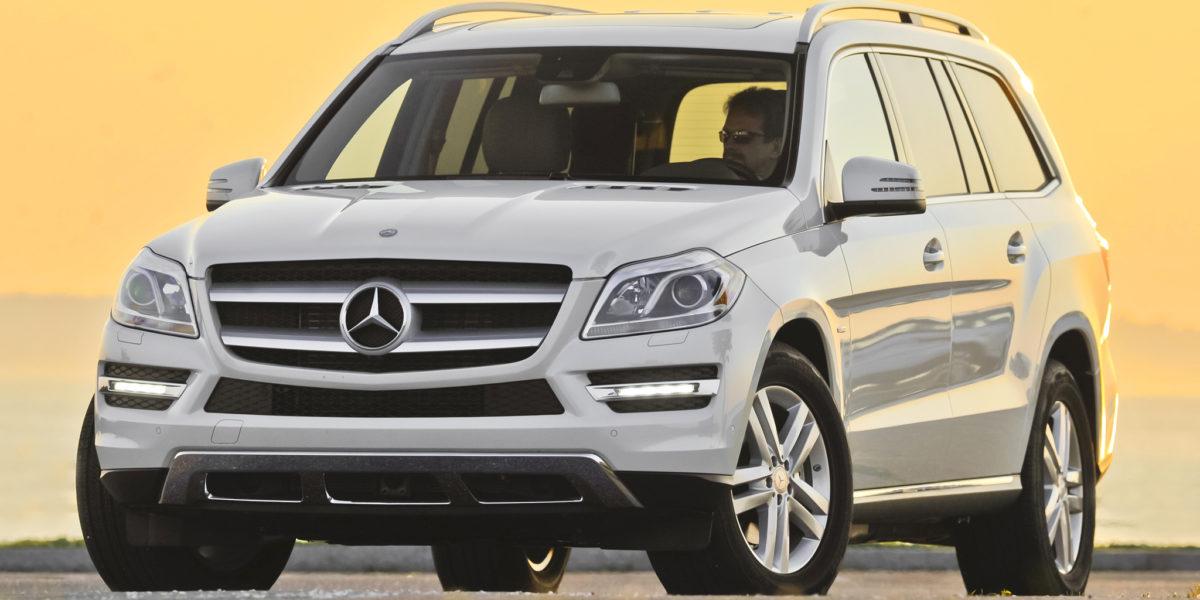 Как купить Mercedes Benz GL-класса ?