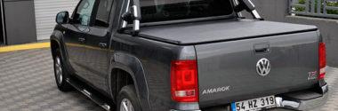 Металлические дуги в кузов пикапа, зачем они нужны?