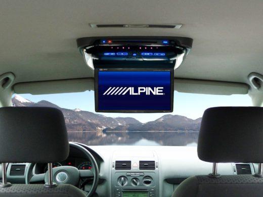 автомонитор Alpine