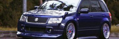 Какие аксессуары устанавливать на Suzuki Grand Vitara?
