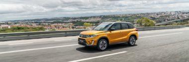 Обновленный Suzuki Vitara 2019