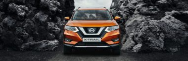 Обновленный Nissan X-Trail 2019