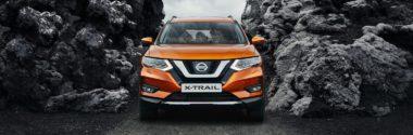 Обновленный Nissan X-Trail 2019