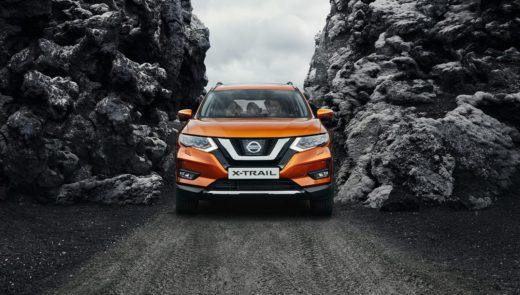 новый Nissan X-Trail 2019