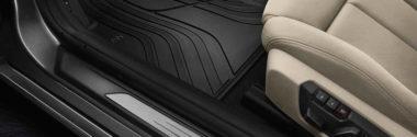 Какие бывают автомобильные коврики