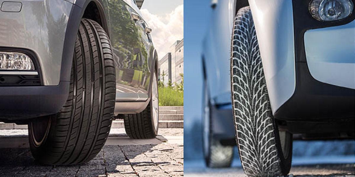 Узкий или широкий профиль: отличия сезонных шин